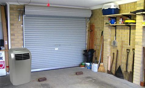 how to ventilate a garage garage air conditioning what s the best cooling method