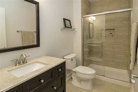 small bathroom design ideas on a budget steve emily 39 s bathroom remodel pictures home