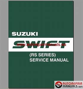 Suzuki Swift 2005 Repair Manual