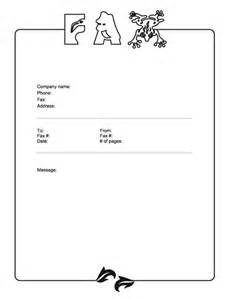 Free Funny Fax Cover Sheets