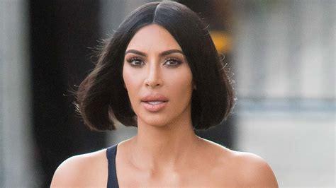 American Actress Kim Kardashian Bio Age Career Spouse
