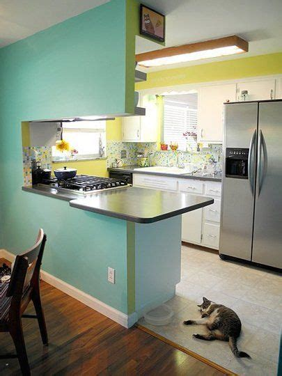 Cool Kitchen Ideas For Small Kitchens by Best 25 Small Open Kitchens Ideas On