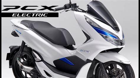 Honda Pcx Electric Hd Photo by 2019 New Honda Pcx Electric Japan Technical Details
