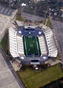 Diagram Of Rice Stadium