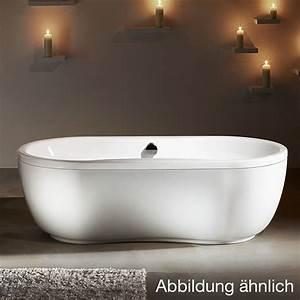 Kaldewei Freistehende Badewanne : kaldewei mega duo oval freistehende badewanne pergamon ~ Lizthompson.info Haus und Dekorationen