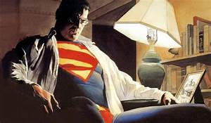 alex, ross, brought, realism, to, comic, books, and, revolutionised, comic, book, art