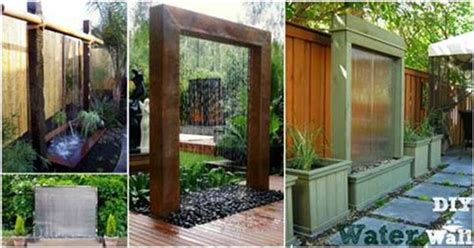 16+ Magnificent Outdoor Garden Wall Ideas