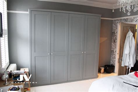 Style Wardrobes by Fitted Wardrobe Shaker Style 1 Bedroom Bedroom