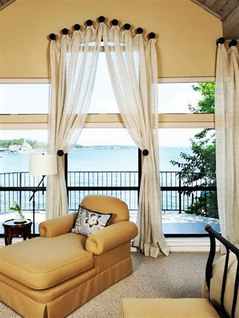 Great Window Treatment Ideas For Bedrooms  Stylish Eve
