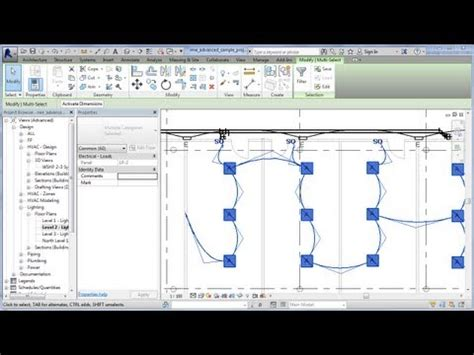 Cadclip Revit Electrical Power Lighting Wiring
