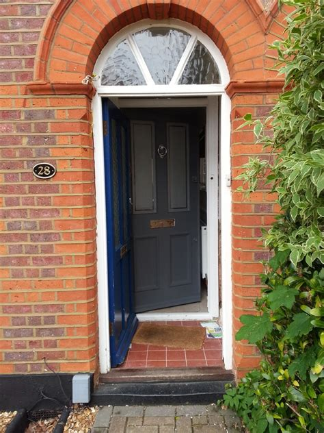 restore  victorian storm porch repointing job