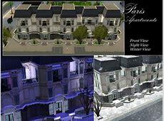 Mod The Sims Paris Apartments
