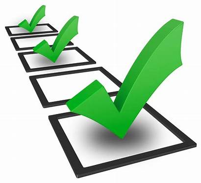 Checklist Clipart Expectations Housing Partner Beyond Goes