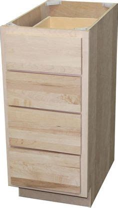 4 drawer kitchen base cabinet quality one 12 quot x 34 1 2 quot unfinished oak base cabinet with 7349