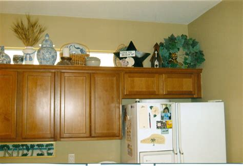 decorating ideas for above kitchen cabinets decoration decorating above kitchen cabinets jen joes