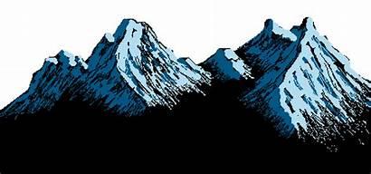 Mountain Mountains Ross Bob Transparent Inspired Fundo