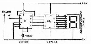 Simple Wheel Rpm Meter Circuit