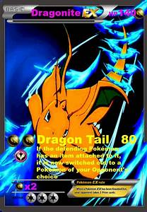 Dragonite EX Full Art (Fake Card) by TheBlueSawk on DeviantArt