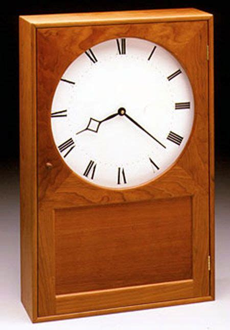 shaker wall clock kit  shaker workshops wall clock