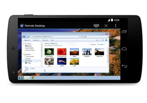 chrome remote desktop android chrome remote desktop for android gives remote access to