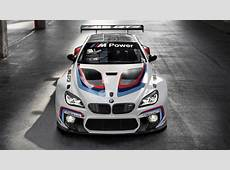The BMW M6 GT3 is a bigwinged beast of a race car Top Gear