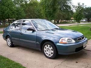 1998 Honda Civic Dx Coupe Manual