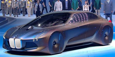 Bmw Vision Next 100 Concept Car Video