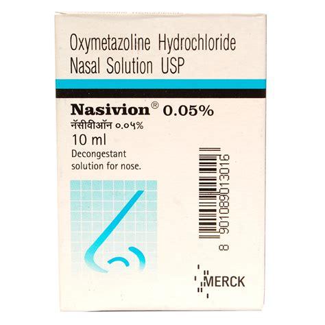 nasivion  nasal drop