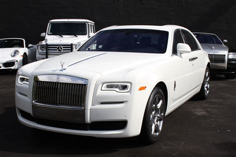 luxury cars rolls royce rolls royce ghost