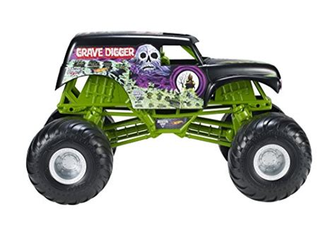 wheels grave digger monster truck wheels monster jam giant grave digger truck new ebay