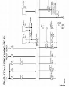 Wiring Diagram - Door  U0026 Lock Type 4
