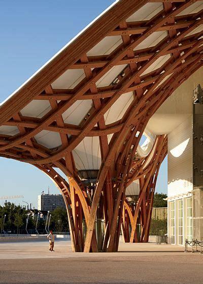 25+ Best Ideas About Wood Structure On Pinterest Modern