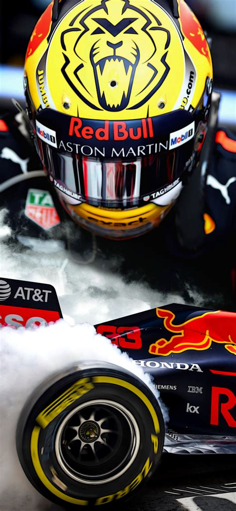 You can download free logo png images with transparent backgrounds from the largest collection on pngtree. F1 2019 Austrian GP - MAX VERSTAPPEN MOBILE WALLPAPER ...