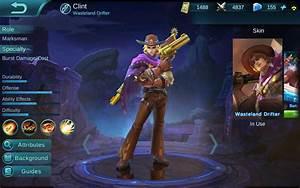 Cowboy Clint Guide Mobile Legends Bang Bang Wikia Guide