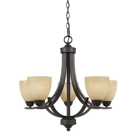 dining room light fixtures home depot filament design galeri 5 light bronze chandelier 8000 03