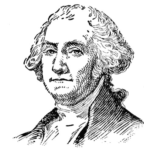 George Washington Clipart - Clipart Suggest