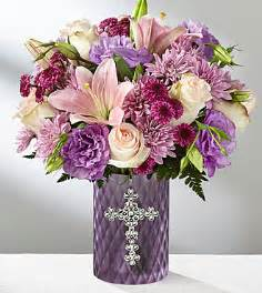 sympathy plants ftd god 39 s gifts bouquet deluxe sympathy flowers