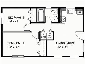2 bedroom house simple plan two bedroom house plans for House plans with 2 bedrooms