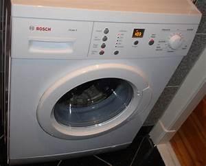 Bosch Waschmaschine Reparaturanleitung : waschmaschine bosch wae 28320 fast neu aqua stop in ~ Michelbontemps.com Haus und Dekorationen