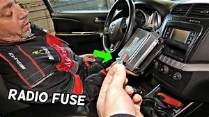 2013 Dodge Journey Radio Upgrade