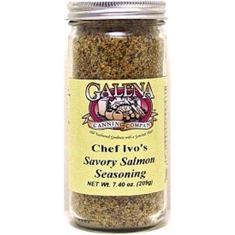 seasoning for salmon savory salmon seasoning