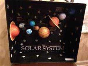 Aidan with solar system project   Solar system   Pinterest ...