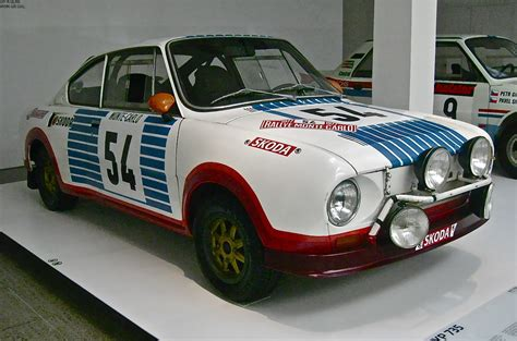 1977 Škoda 130 Rs Coupe Type 735