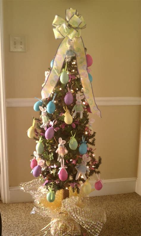 keepin  thrifty  easter tree