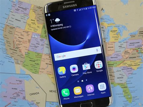 What are the coverage maps for U.S. carriers? | Android ...