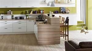 Deco Cuisine Bois : d co cuisine bois clair ~ Melissatoandfro.com Idées de Décoration
