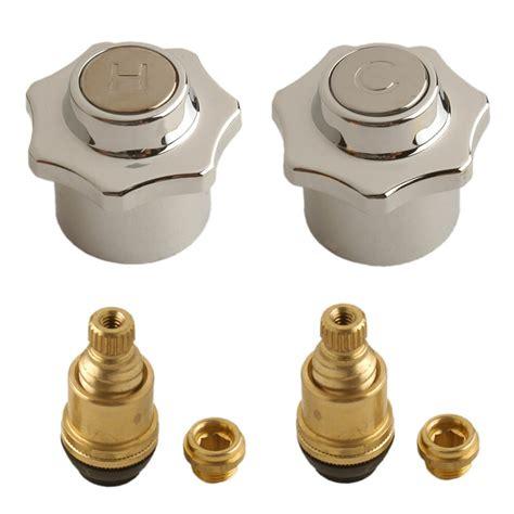 replacing kitchen faucet complete faucet rebuild trim kit for standard