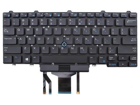 Laptop Backlit Keyboard For Dell Latitude