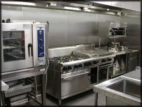restaurant kitchen design small kitchen restaurant design ideas best home 5401