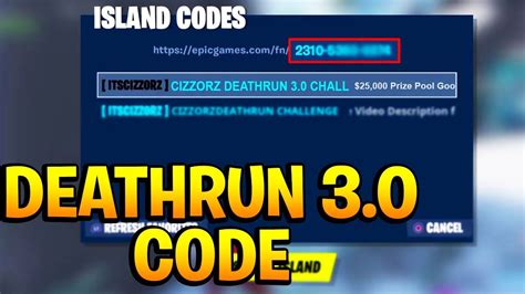 cizzorz deathrun  official code levels   fastest